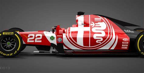 Alfa Romeo F1 by Sauber F1 Officially Confirms Alfa Romeo As Title Sponsor