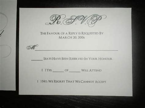 Wedding Invitation Number Of Guests Attending by How To Avoid Added Guests To Rsvp The Knot