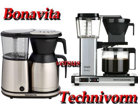 Technivorm vs Bonavita   The Best Drip Coffee Makers