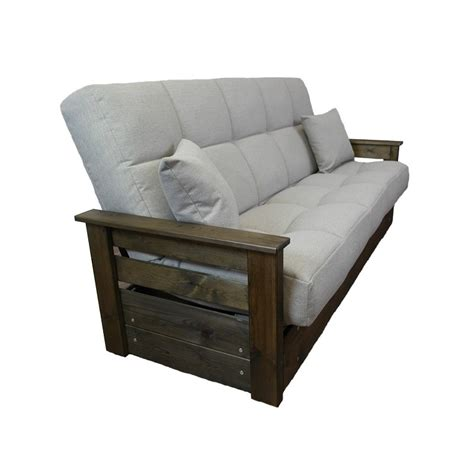 futon sofabett boston futon sofa bed 3 seat click clack buy direct