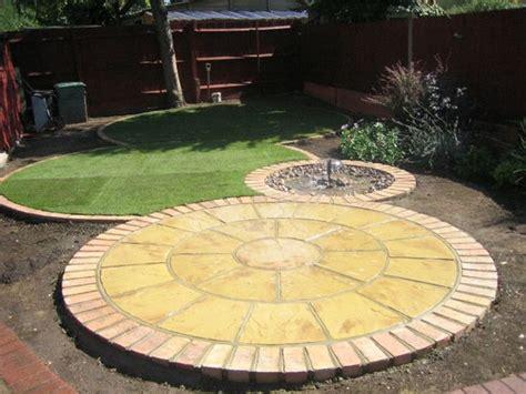 circular paver patio circular paver patio designs search projects to