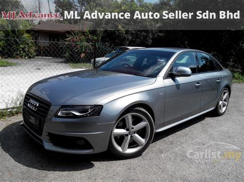 Audi A4 1 8 Tfsi 2009 by Audi A4 2009 Tfsi 1 8 In Selangor Automatic Sedan Grey For