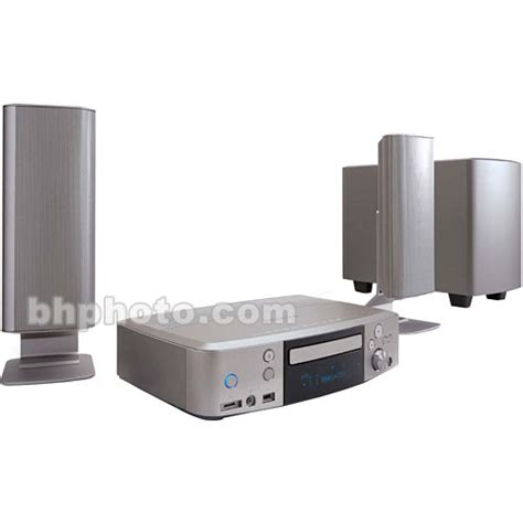 denon s 301 2 1 channel home theater system s301 b h photo