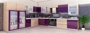 purple kitchen cabinets purple and cream kitchen ideas 7358 baytownkitchen