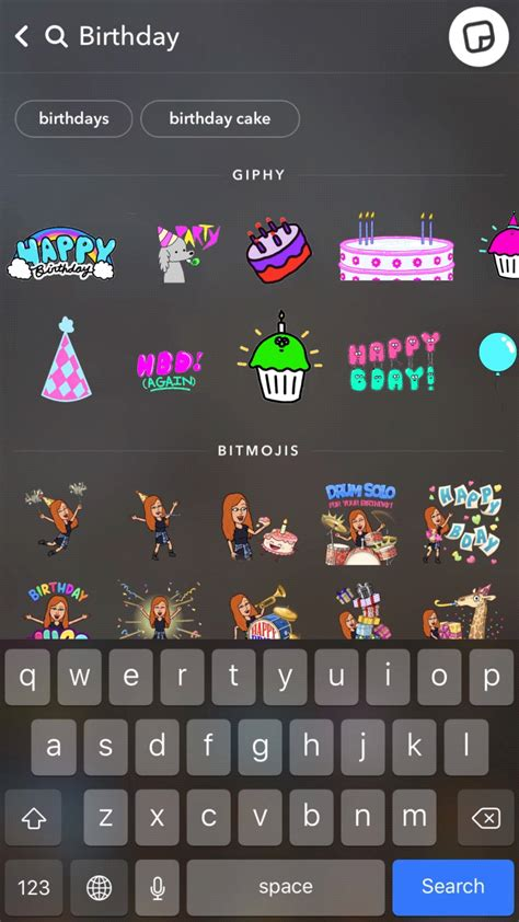 How To Make Gif Stickers On Snapchat