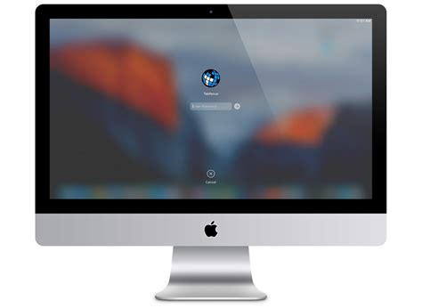 Screen Default how to replace the os x el capitan login screen wallpaper