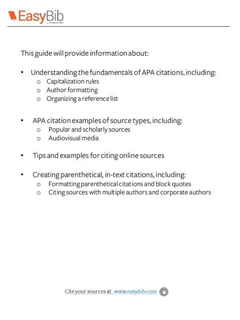 citation basics  edition