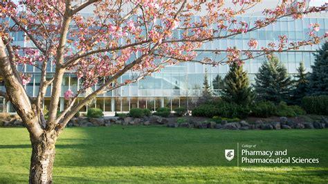 cpps zoom backgrounds pharmacy  pharmaceutical sciences washington state university