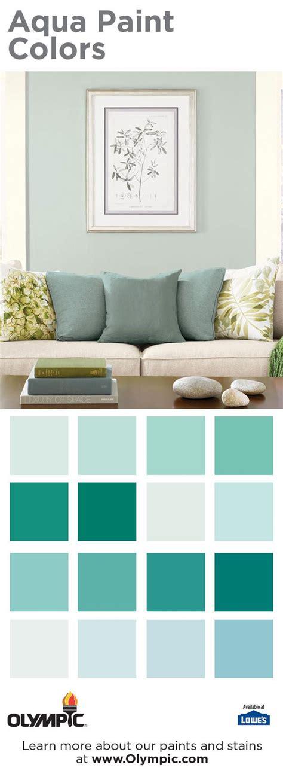 aqua paint colors best 25 aqua paint colors ideas on aqua rooms