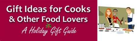 gift ideas for cooks holiday gift ideas for cooks other food lovers panini