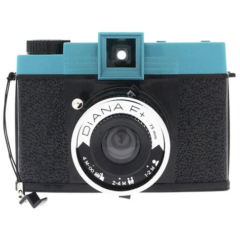 best lomography lomography diana zone focus with 75mm lens hp650