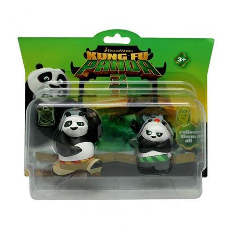 Figure Kungfu Panda 11pcs Berkualitas dreamworks kung fu panda 3 po shifu li bao