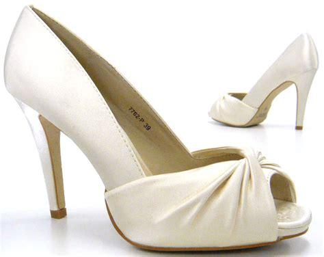 Damen Hochzeitsschuhe by Stilvolle Damen Schuhe Pumps Hochzeitsschuhe Ebay