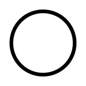 Circle Black Outline by Circle Outline Pictures To Pin On Pinsdaddy