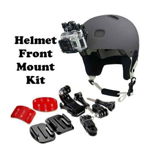 Gopro Untuk Helm Cara Memasang Di Helm Gopro Dan Xiaomi