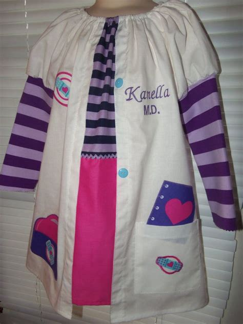 pattern for doc mcstuffins lab coat 1000 images about kate talia s birthday on pinterest