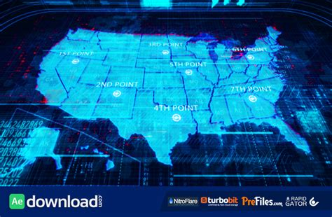 template after effects map worldwide archives free after effects template