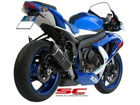 Knalpot Racing Suzuki Gsx Sc Project Carbon sc project shop suzuki gsx r 600 750 08 10 oval silencer