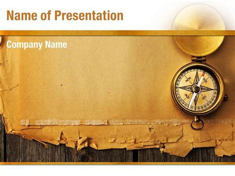Compass Powerpoint Template Antique Brass Compass Powerpoint Templates Antique Brass Compass Powerpoint Backgrounds
