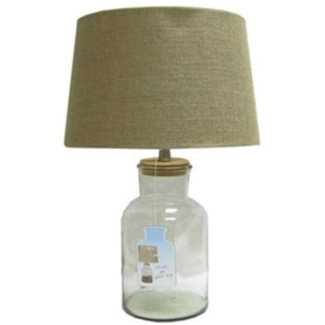L Shades Hobby Lobby by Clear Fillable Glass Jar L With Burlap From Hobby Lobby