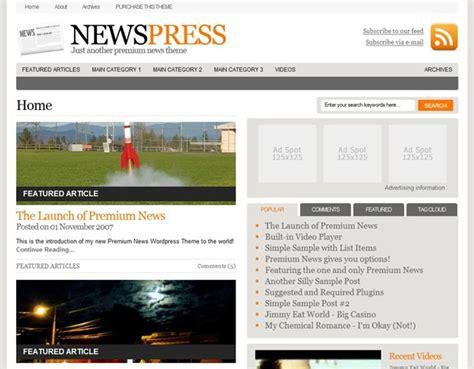 newspress wordpress magazine themes wordpresss news themes wordpress magazine themes gratuits ou payants faites