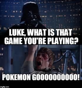 Meme Wars Game - star wars no meme imgflip