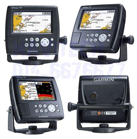Garmin Gps 585 Navigasi Marine brand new original garmin gpsmap 585 sounder ebay