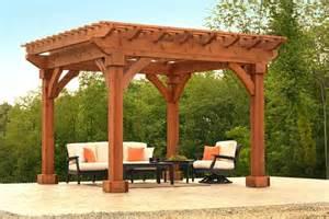 Cedar Outdoor Furniture Everything For Outdoor Living In Cedar Pergola