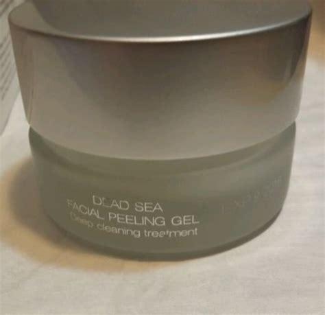 Crrante Peeling 50ml sea cosmetics dsc dead sea peeling gel
