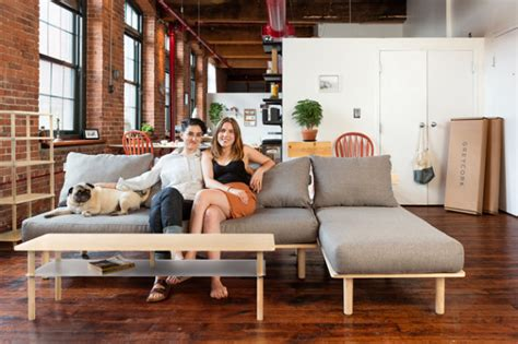 ekebol sofa for sale is this the ikea hack greycork unveils flat pack