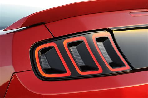 2011 mustang gt tail lights 2013 mustang tail lights the mustang source ford