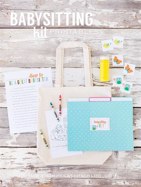 crafts to do with while babysitting easy diy projects made by you monday wrap up skip to