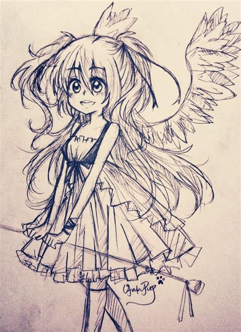 Sketches To Draw When Bored by Sketches I Draw While I M In College And Bored 3 By