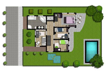ontwerp je eigen huis en tuin je eigen huis ontwerpen met floorplanner rondom het huis
