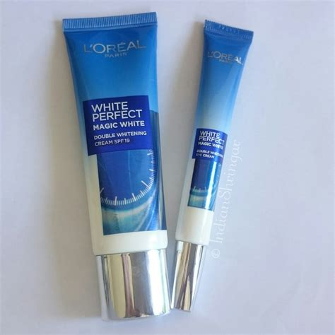 L Oreal White l oreal white magic white whitening