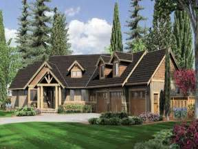 floor plan and back side view house plans with side entry