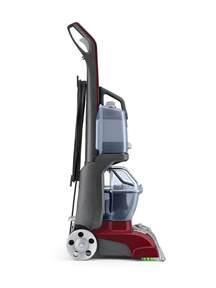 carpet cleaner hoover deluxe washer power scrub shooer