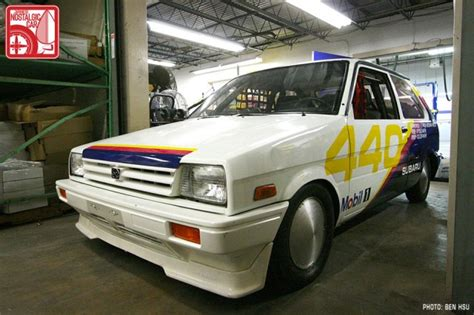 subaru justy stance theme tuesdays uncommon subarus stance is everything
