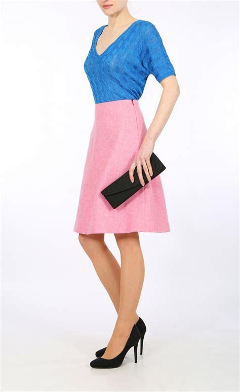 harris tweed a line skirt made in britain englischer