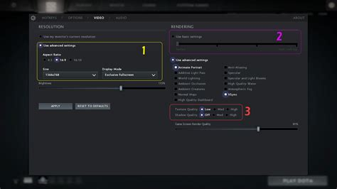 setting videos how to optimize dota 2 and pc for best gaming experience