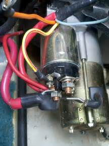 my starter wiring page 1 iboats boating forums 464495