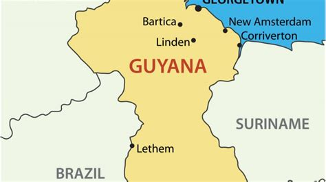 how many towns are there in guyana 13 worst countries to visit travelversed