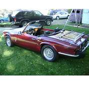 Image Triumph Tr Car Including Classic And Sports Cars