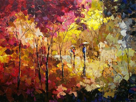 best painting best of lena s landscape paintings autumn canvas