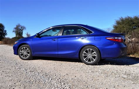 Toyota Camry 2015 Msrp 2015 Toyota Camry Se Hybrid Review