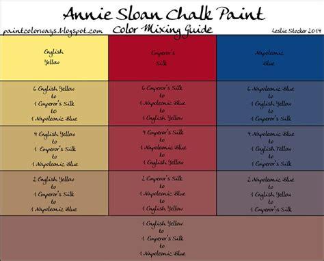 chalk paint mixed colors 208 best chalk paint 174 color mix stylish patina images on