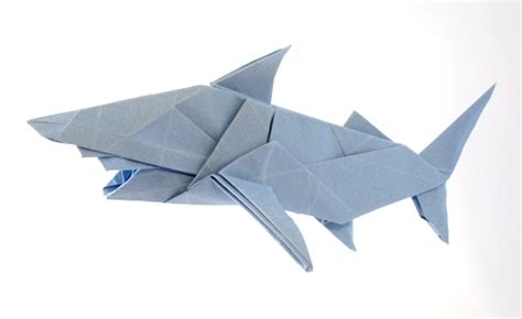 How To Make An Origami Shark - origami sharks gilad s origami page