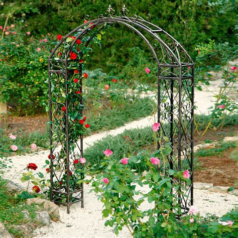 Rosenbogen Garten by Rosenbogen Garden G 228 Rtner P 246 Tschke
