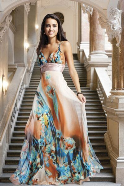 25  best ideas about Silk Maxi Dresses on Pinterest   Long