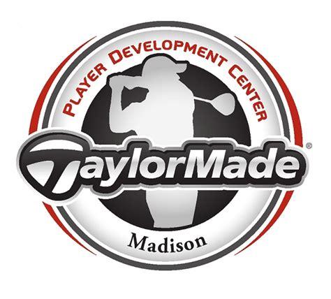 Kaostshirtbaju Taylormade Golf Logo taylormade player development center